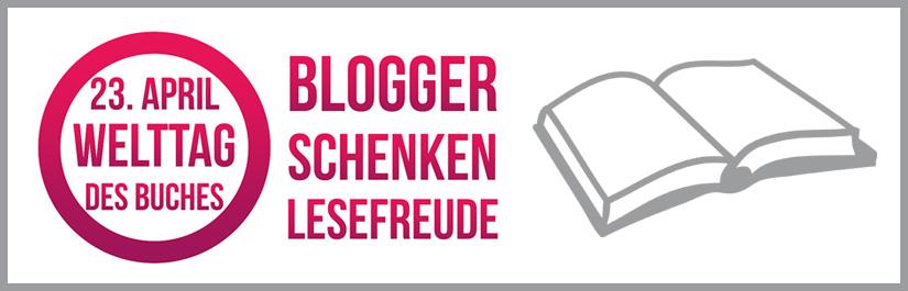 Aktion zum Welttag des Buches: Blogger schenken Lesefreude