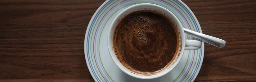 Leckerer Kaffee im Büro