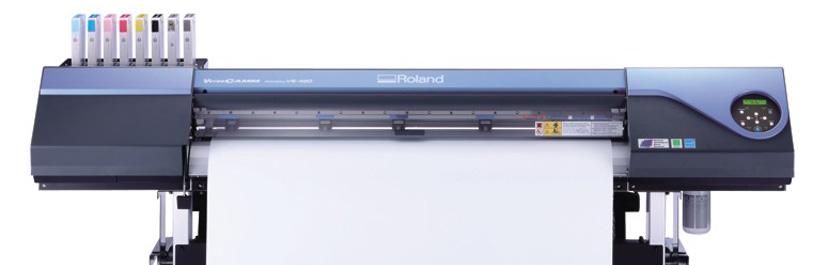 Unser neuer Großformatdrucker