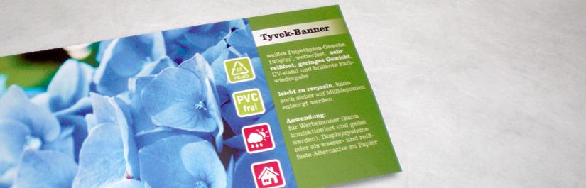 Tyvek – Ein umweltfreundliches Kunststoffvlies